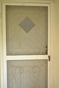 Keverne's front door