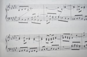 Thank you Mr JS Bach, sir