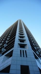 A building in the Brisbane CBD