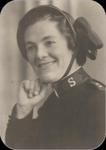 Margaret Ruth Scarlett 09.05.1924 - 09.12.2016